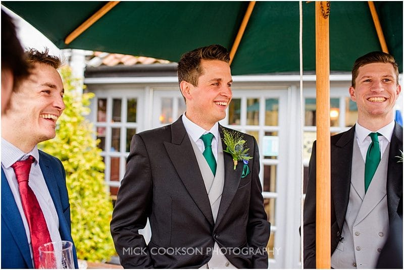 groom at the ship inn aldborough