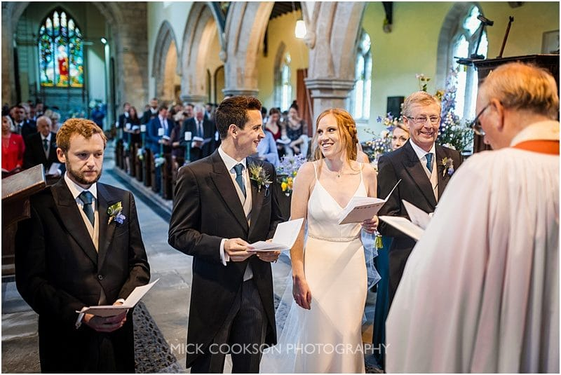 north yorkshire wedding ceremony
