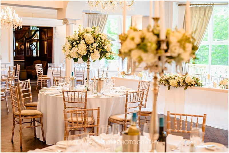 a wedding at ashfield house