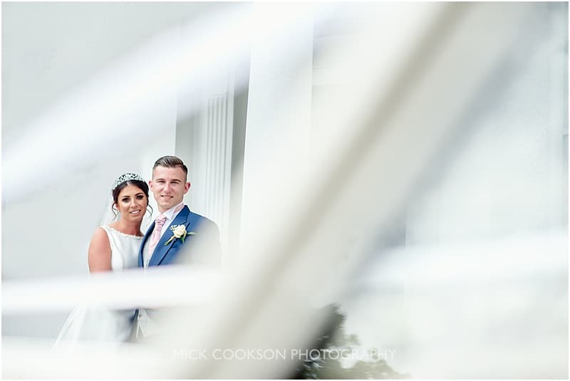 Deanwater Hotel Wedding Photographer- Megan & James