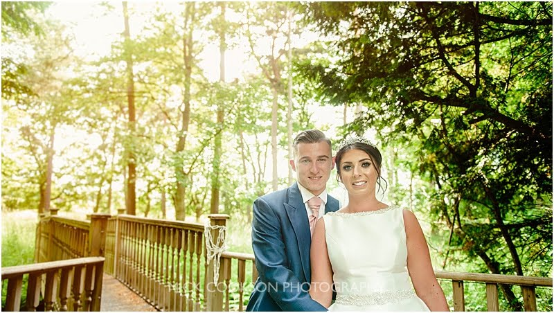 deanwater hotel wedding photograph