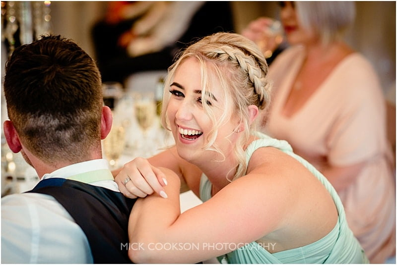 wedding speeches at the deanwater hotel
