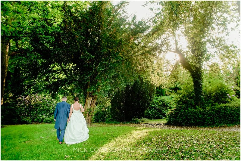 stunning deanwater hotel wedding photo