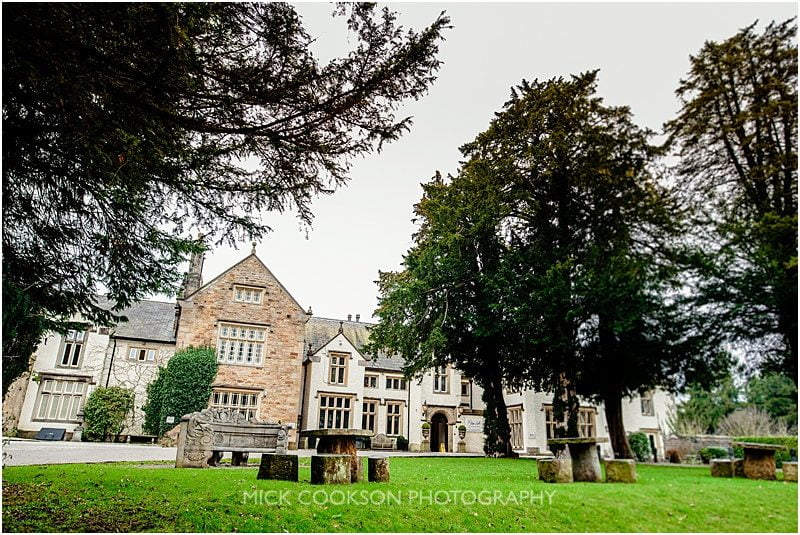 mitton hall wedding venue
