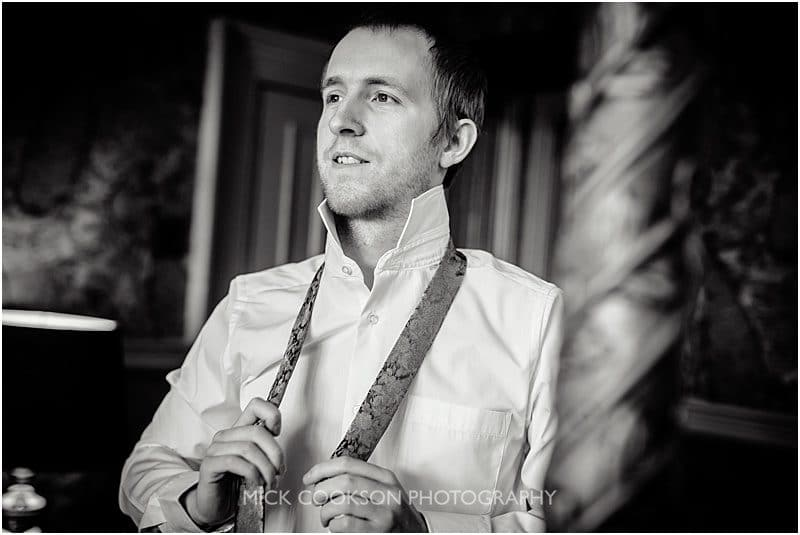 best man at a mitton hall wedding