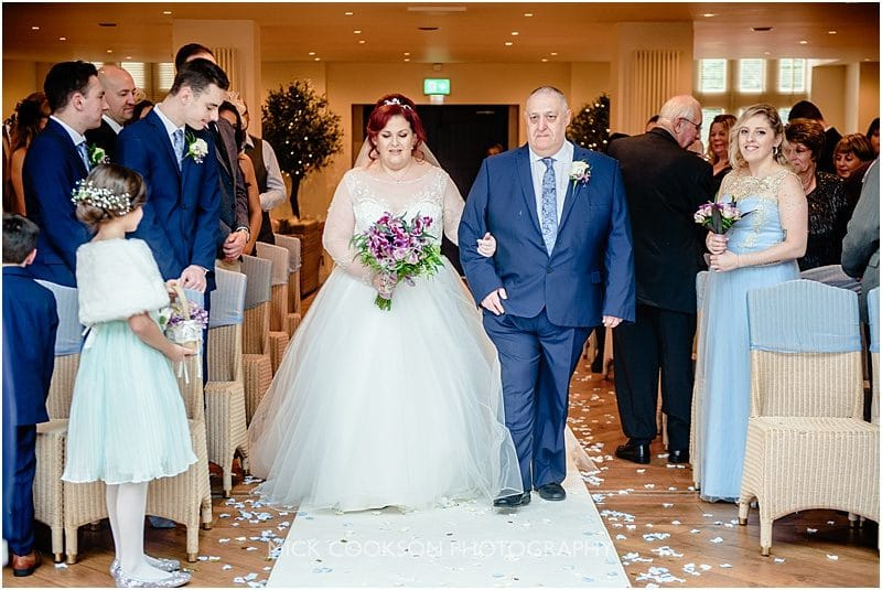 emotional jewish bride at mitton hall