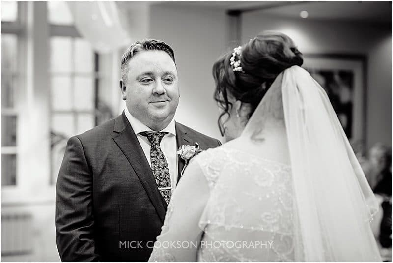 mitton hall wedding ceremony