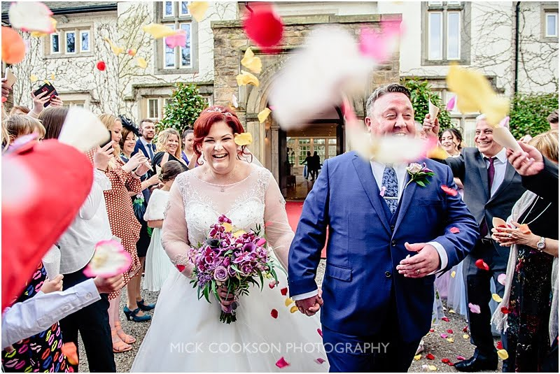Mitton Hall Wedding Photographer – Faith & Paul