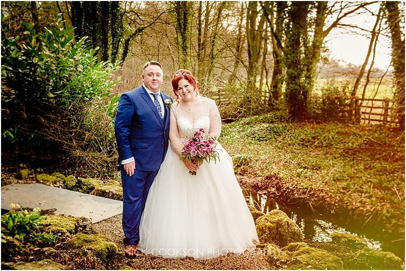 wedding photos at mitton hall