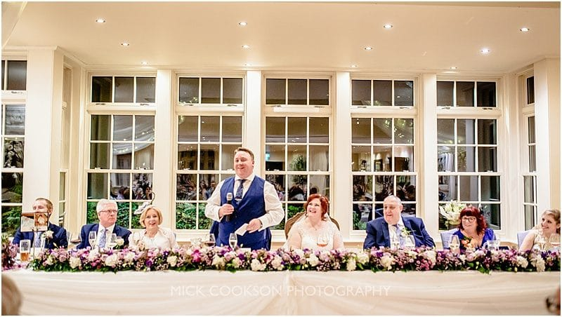 speeches at a mitton hall wedding