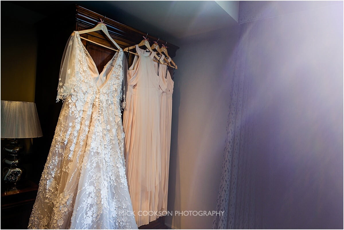 wedding dresses at the white hart at lydgate