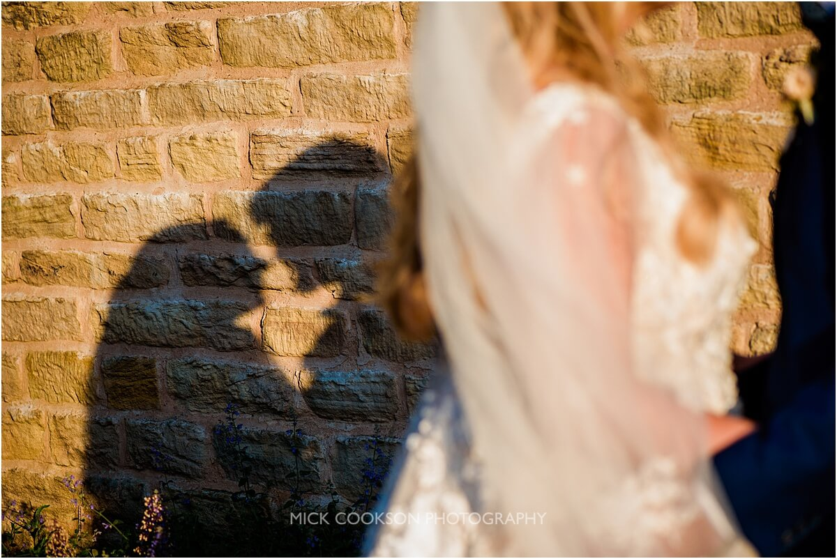 ctreative wedding photography at the white hart lydgate