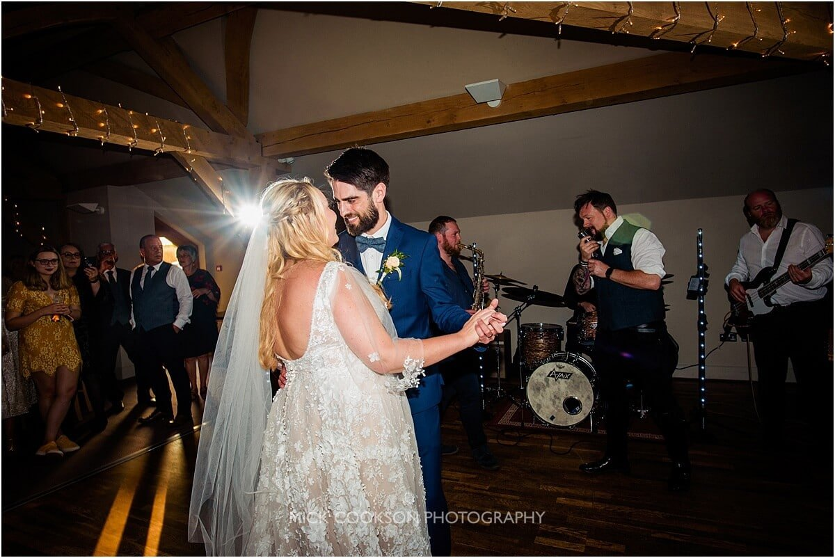 first dance at the white hart lydgate