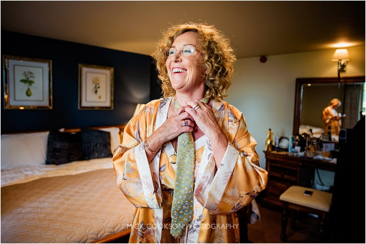 mother of the bride at the white hart lydgate