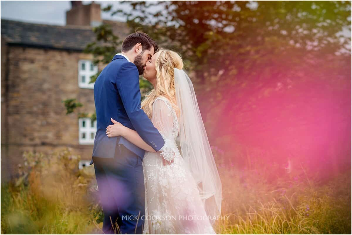 stunning wedding photos from the white hart lydgate