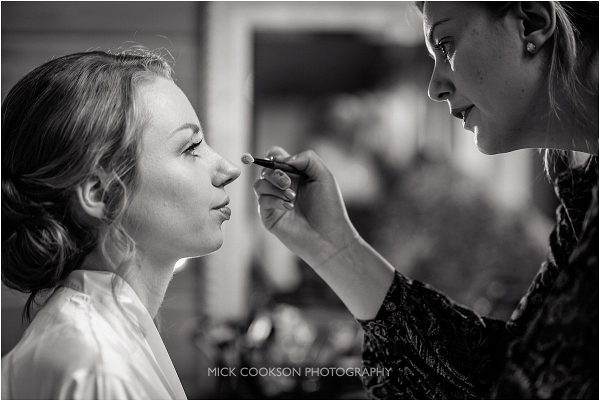 styal lodge makeup artist
