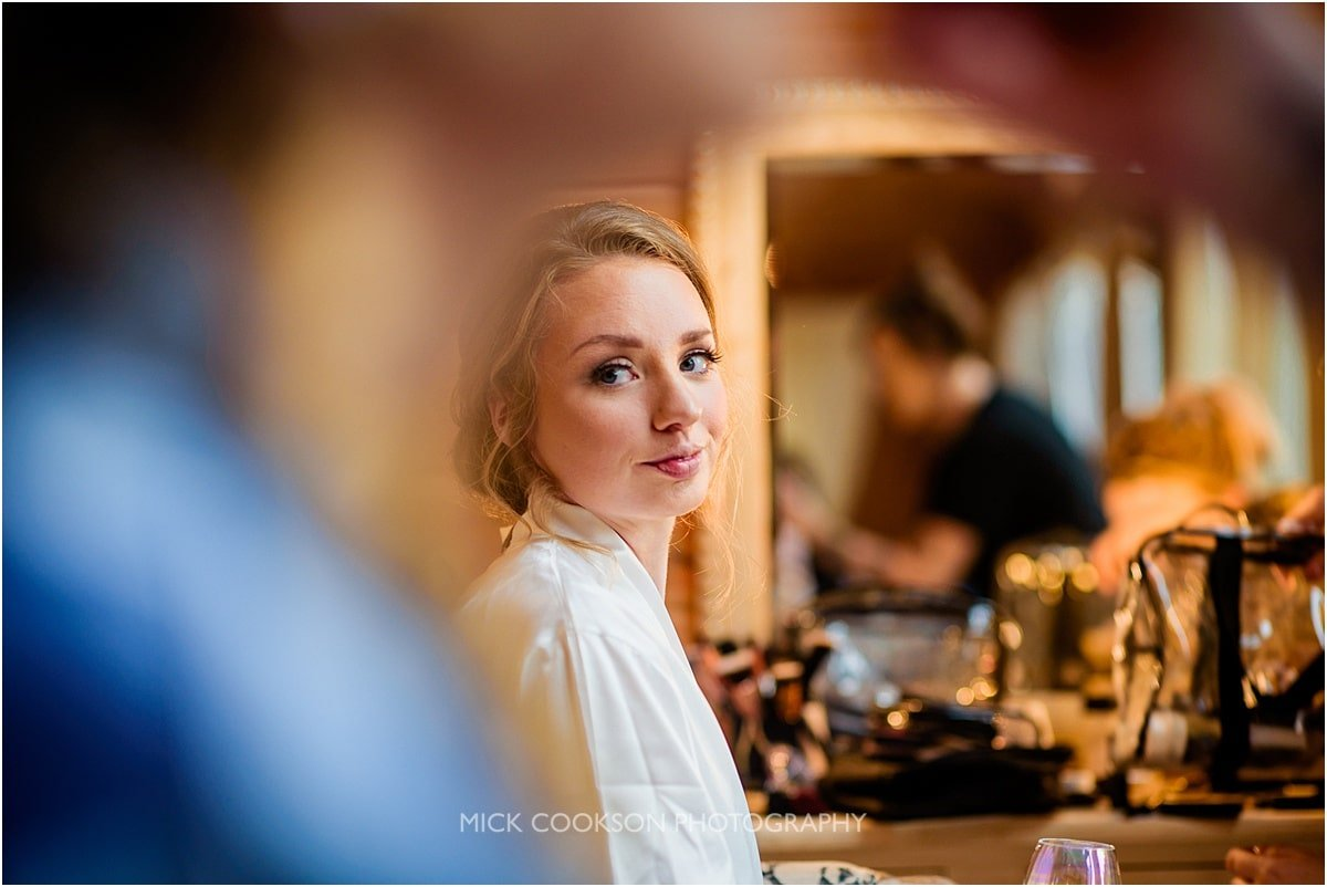 Styal Lodge bridal prep