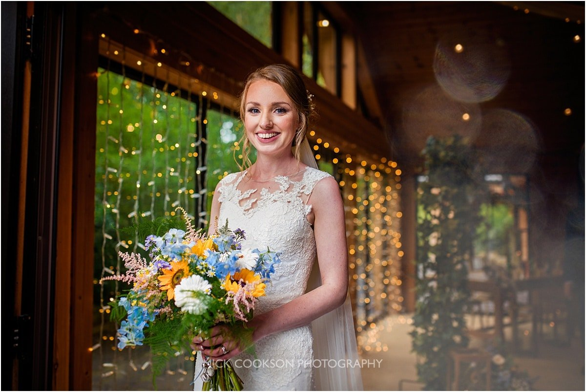 Styal Lodge bride