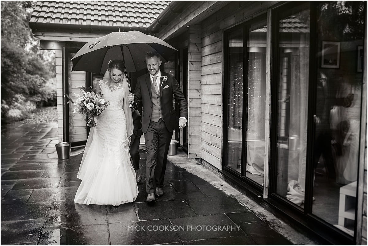 wedding photos from Styal Lodge