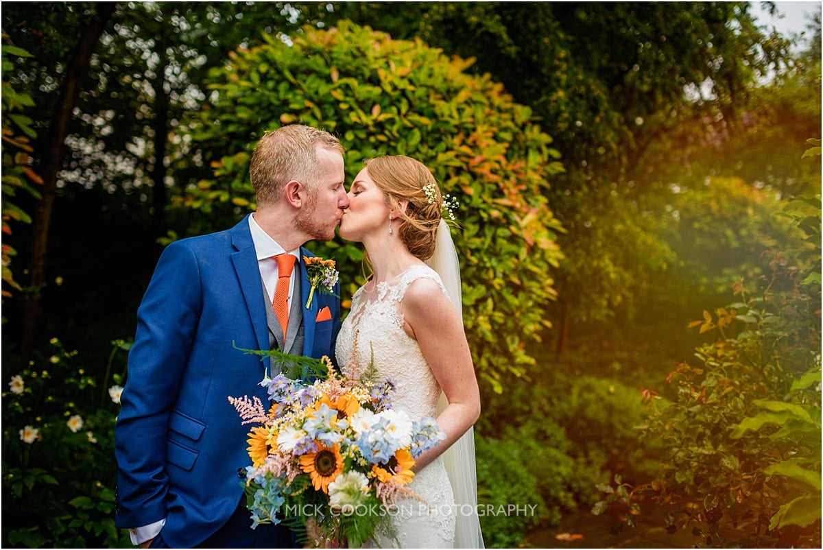 Styal Lodge wedding shot