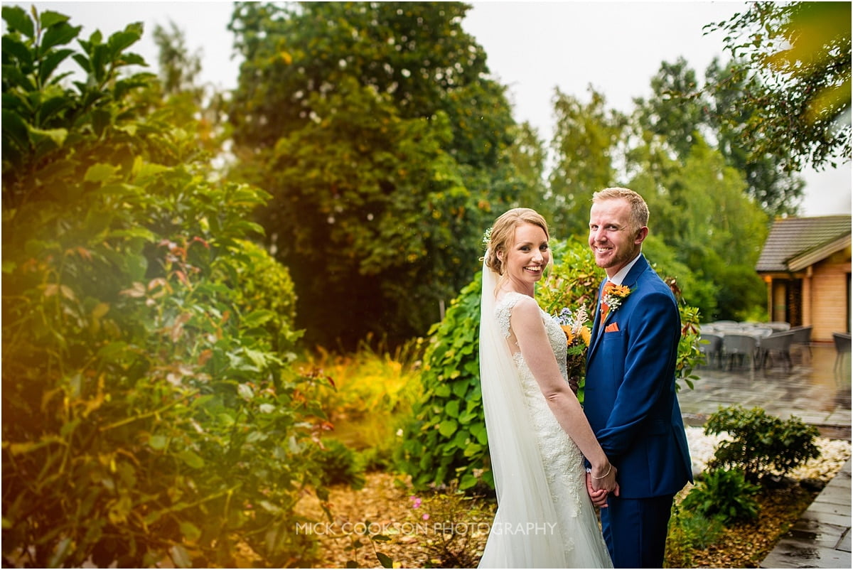 Styal Lodge wedding photo