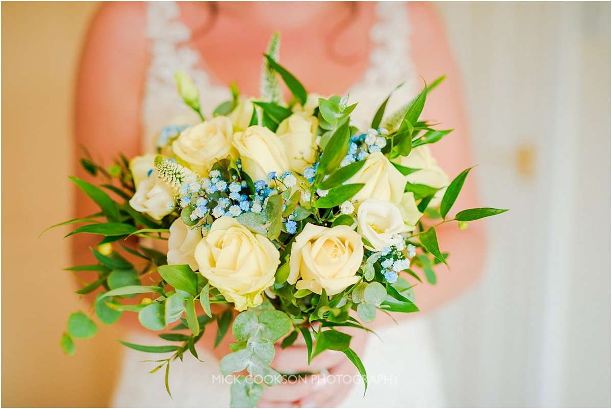 wedding bouquets in lancashire