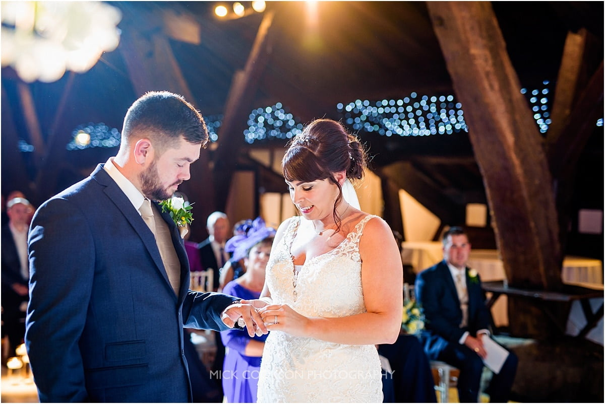 rivington hall barn wedding