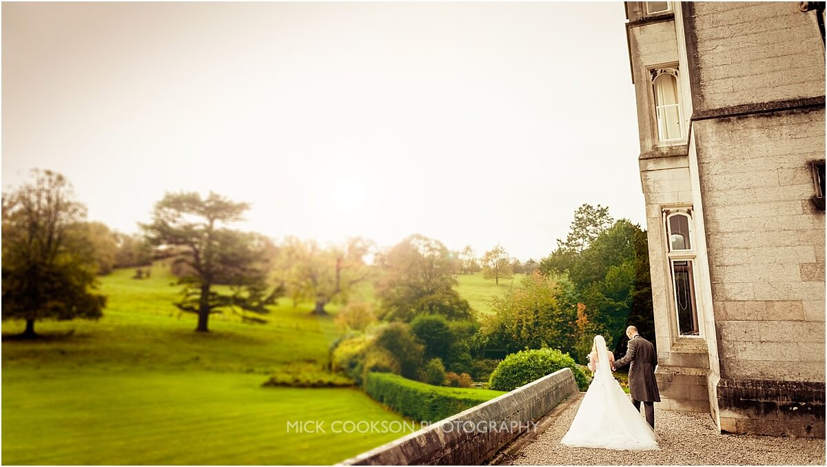 leighton hall recommended wedding photographer