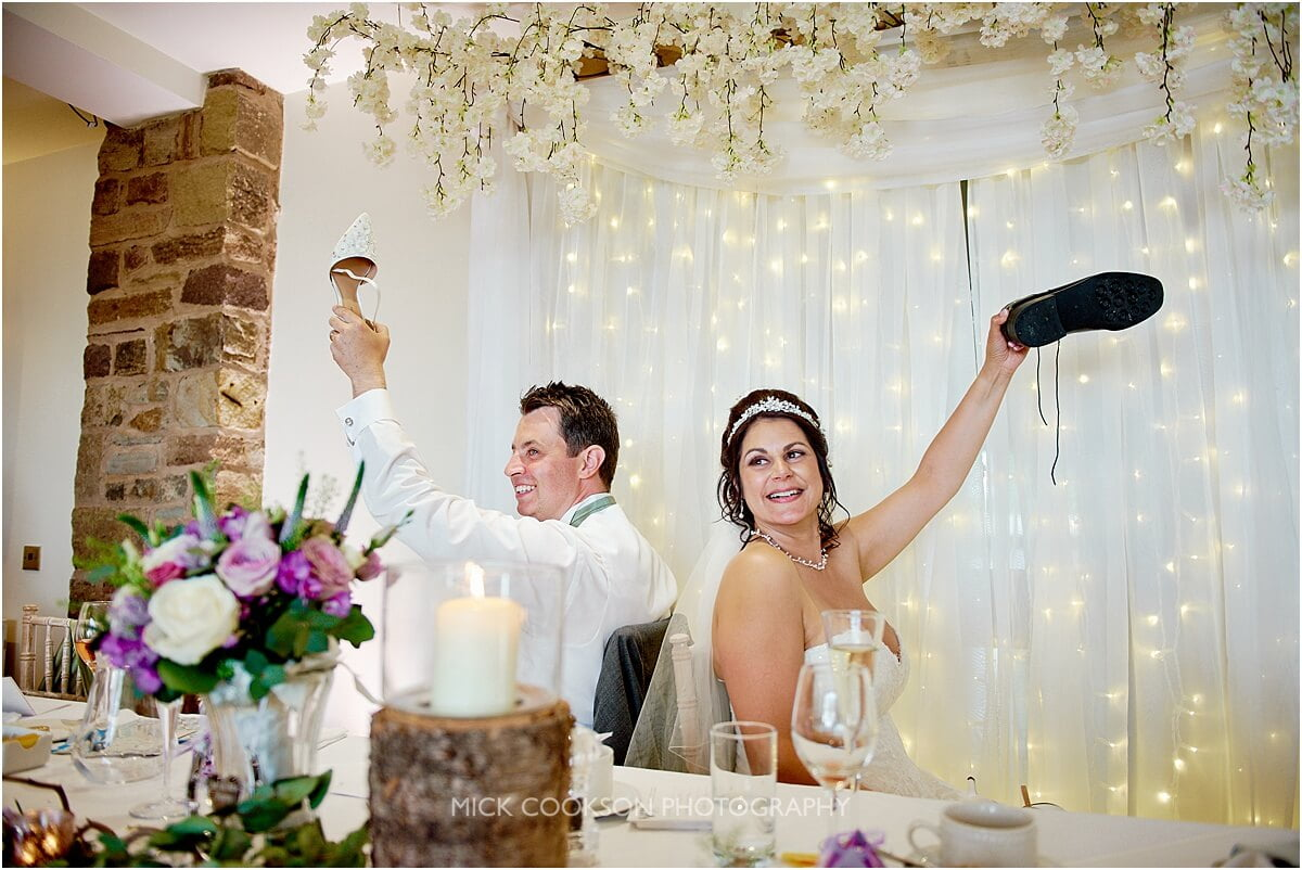 mr and mrs game at beeston manor