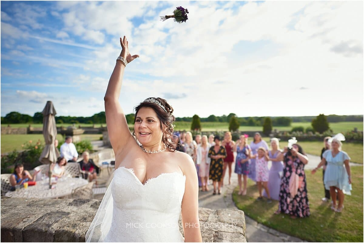 throw a bouquet at beeston manor