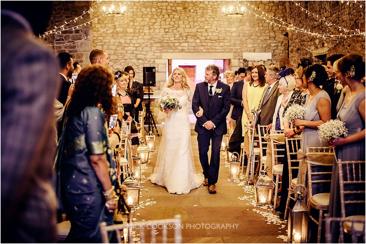 getting married at browsholme hall