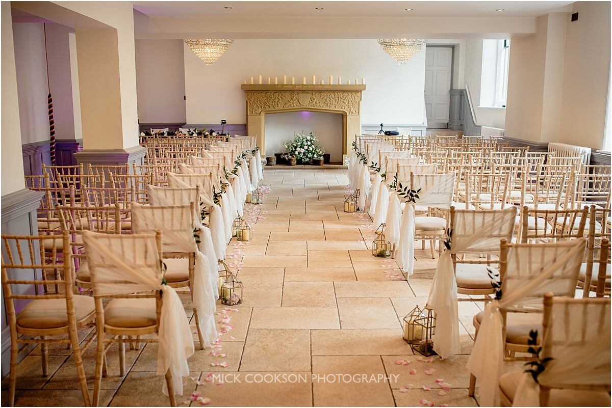 Tyn Dwr Hall wedding