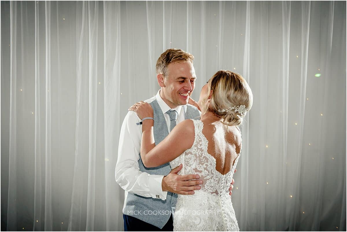 first dance at cranage hall