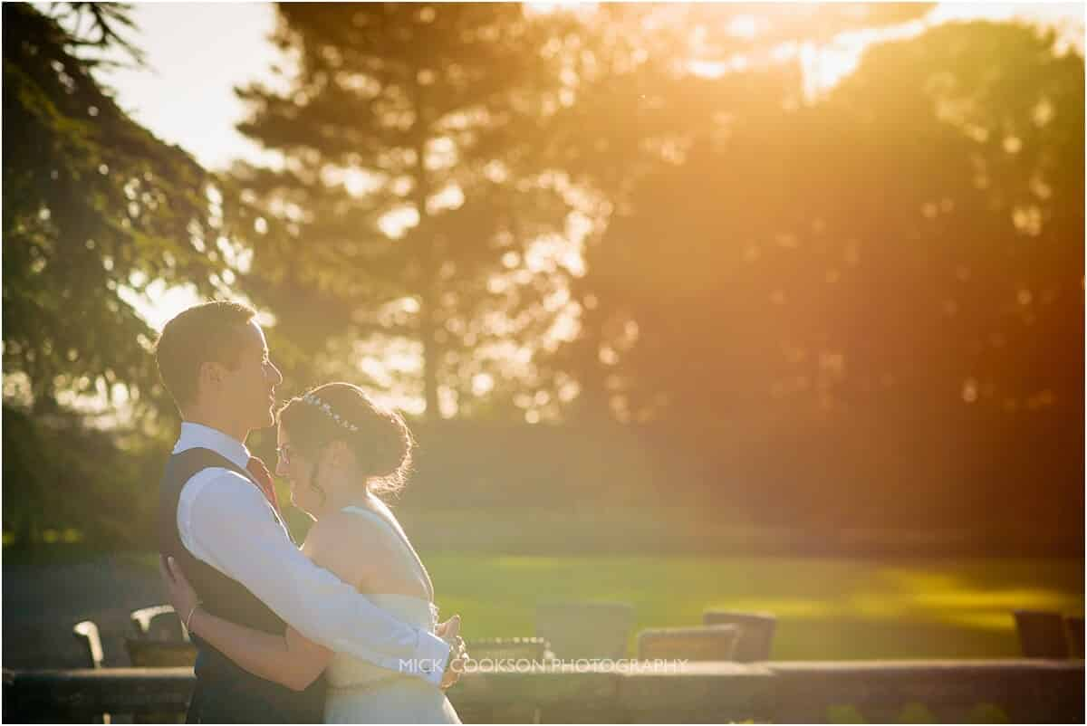 recommended eaves hall wedding photography