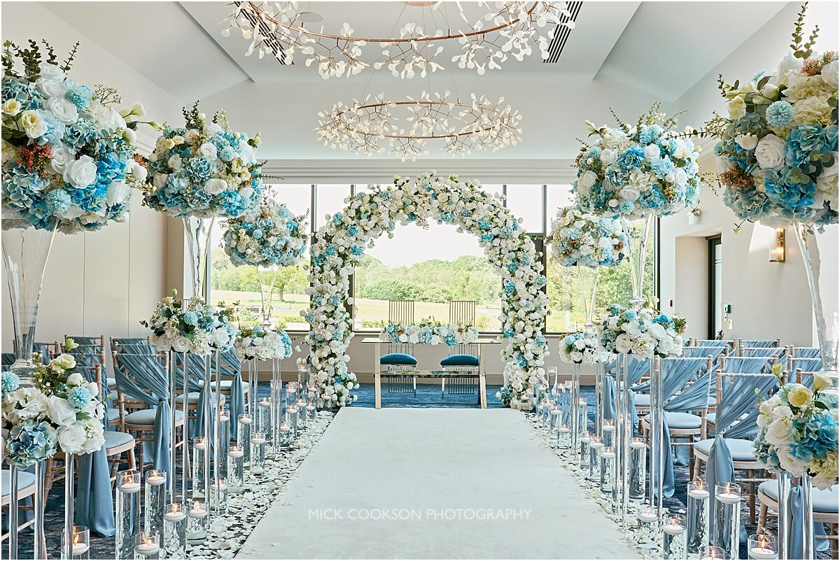weddings at the crow wood hotel